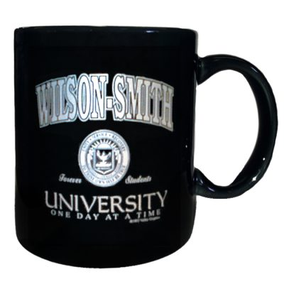 Wilson Smith University Coffee Mug