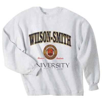 Wilson Smith University Sweatshirt