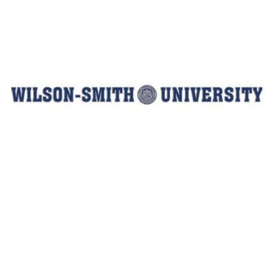 Wilson Smith University Sticker