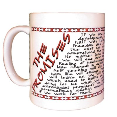 The Promises Coffee Mug