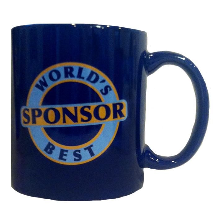 Worlds Best Sponsor Coffee Mug