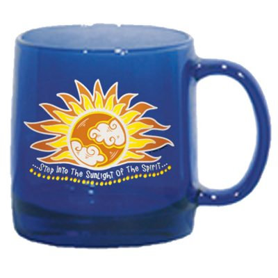 Step Into the Sunlight Coffee Mug