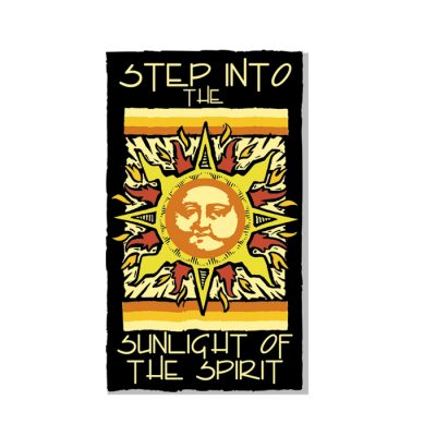 Sunlight Of The Spirit Magnet