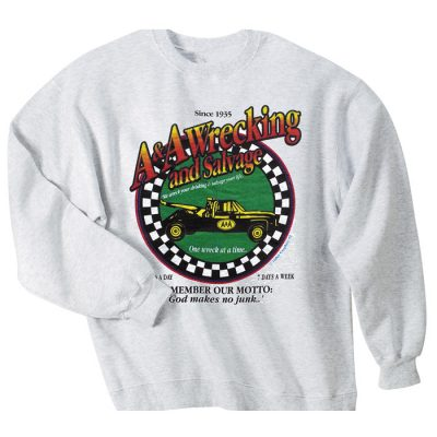 A&A Wrecking Sweatshirt