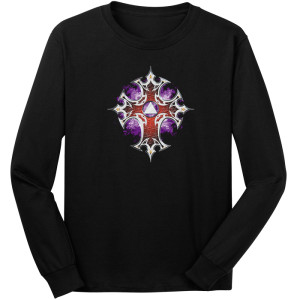 L/S Maltese Cross 1