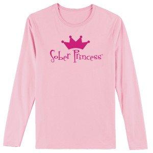 L/S Sober Princess PNK 1