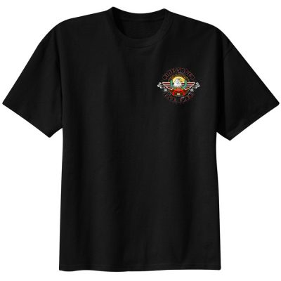 New! Ride Sober Live Free T-Shirt