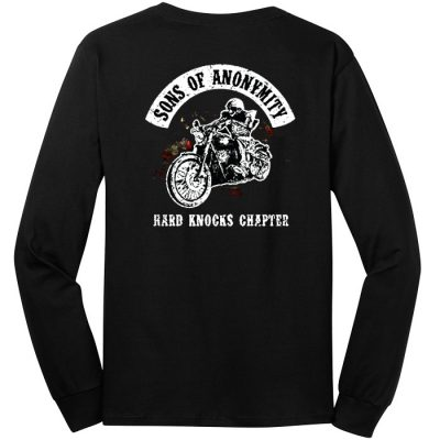 SOA-Sons Of Anonymity Long Sleeve Tee