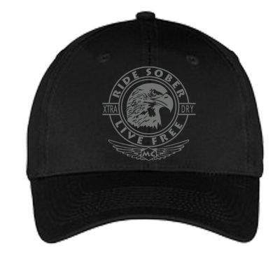 Ride Sober Black Hat