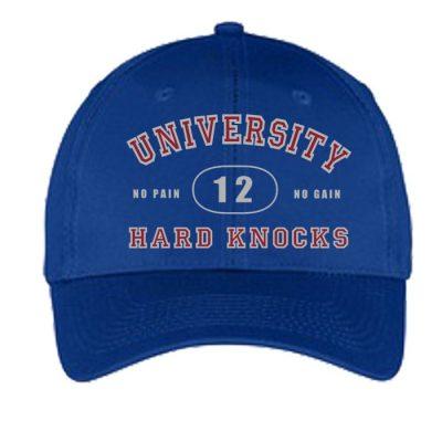 Hard Knocks Hat-Royal Blue