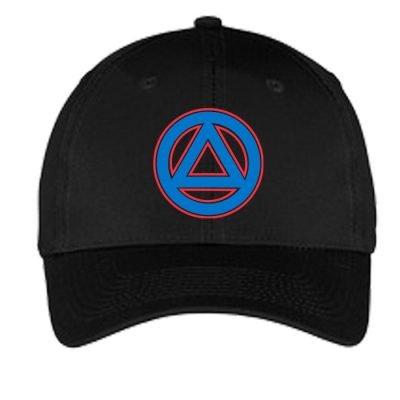 Service Symbol Black Hat