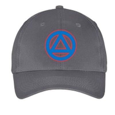 Service Symbol Gray Hat