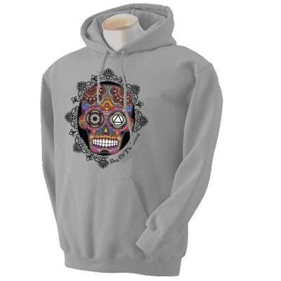Sugar Skull Hoodie – New!
