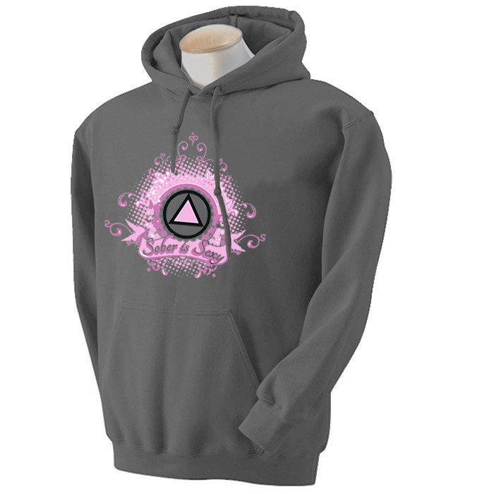 d68538b9c Sober Is Sexy Hoodie – New! | Serenity Superstore by Valley Graphics