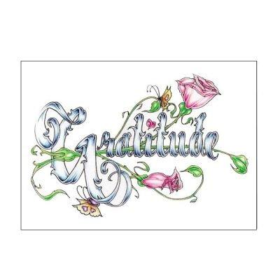 New! Gratitude Card