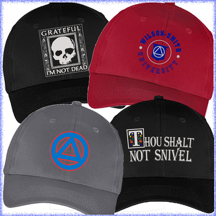 recovery hats