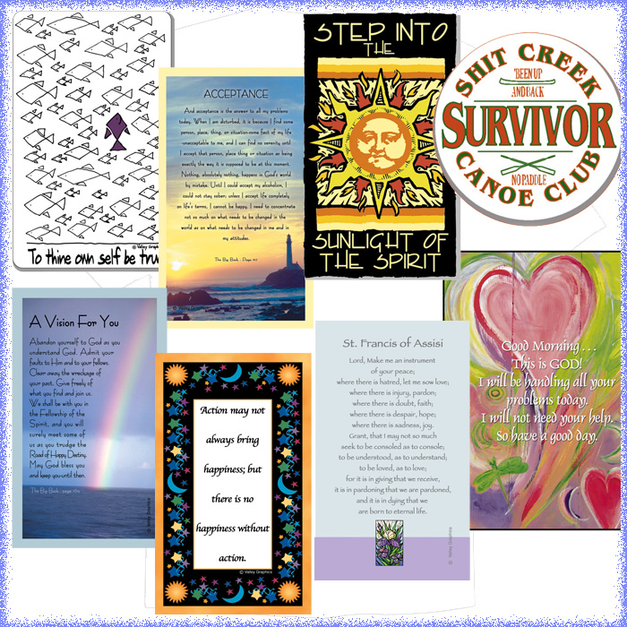 addiction recovery gifts