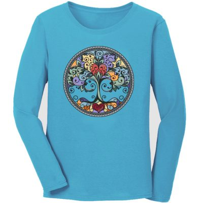 New Tree of Life Long Sleeve Tee