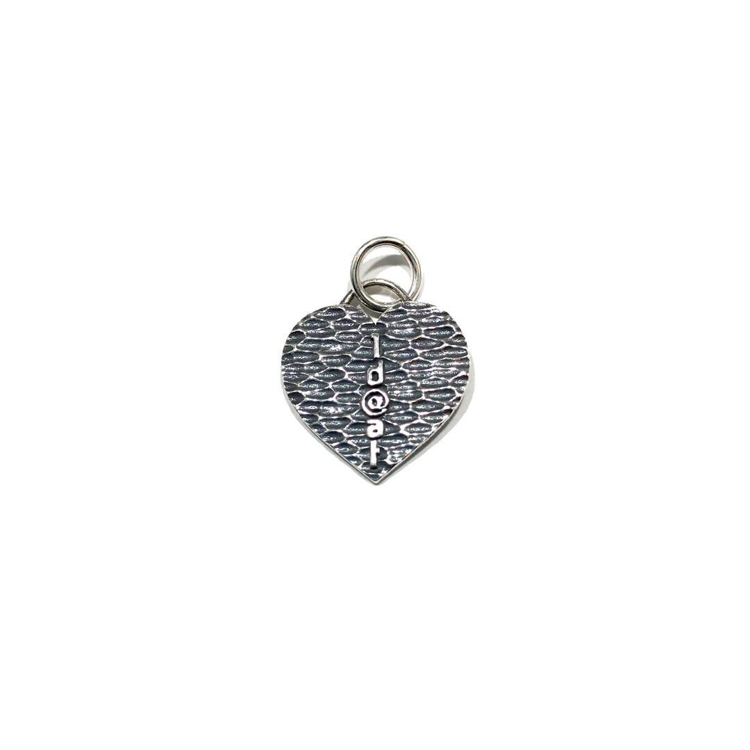 Small Heart OD@AT Charm/Pendant