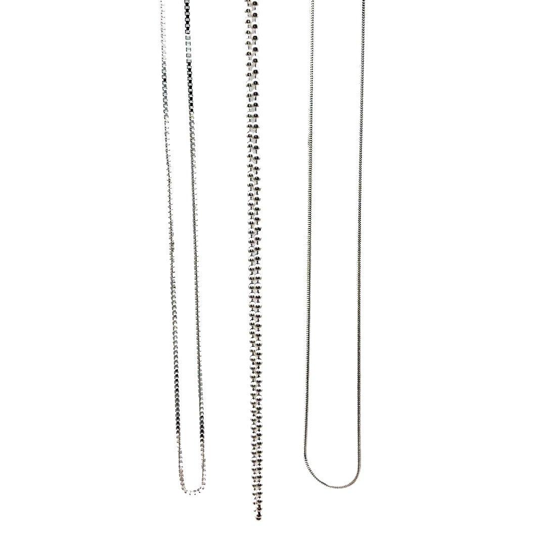 Thin Chains