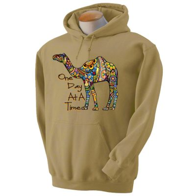 New! ODAT Camel Hoodie