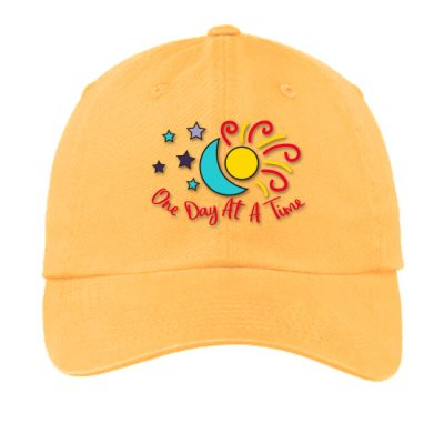 One Day At A Time Hat Chamois