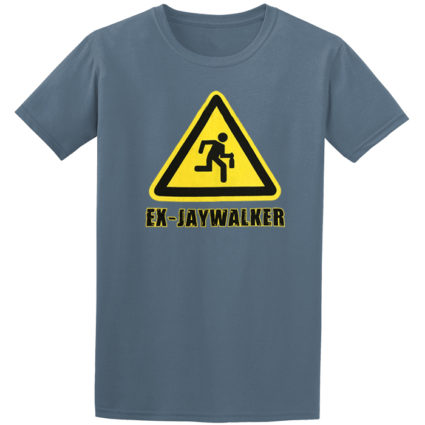 New! Ex Jaywalker Indigo Tee