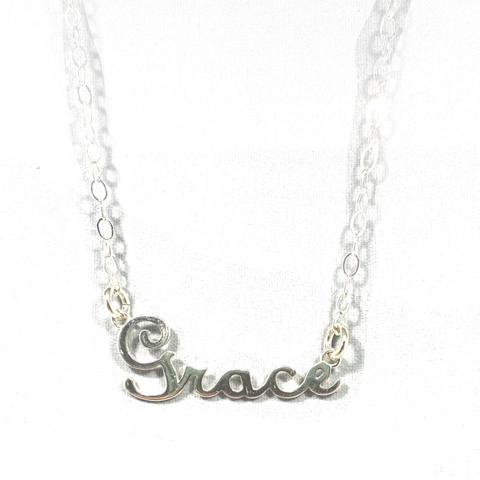 New! Saying Necklaces