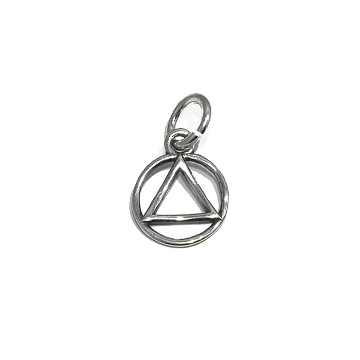 New! Medium Smooth Symbol Pendant/Charm