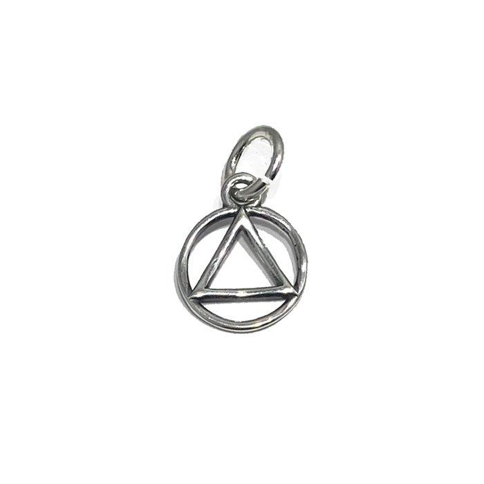New! Medium Smooth Symbol Pendant/Charm