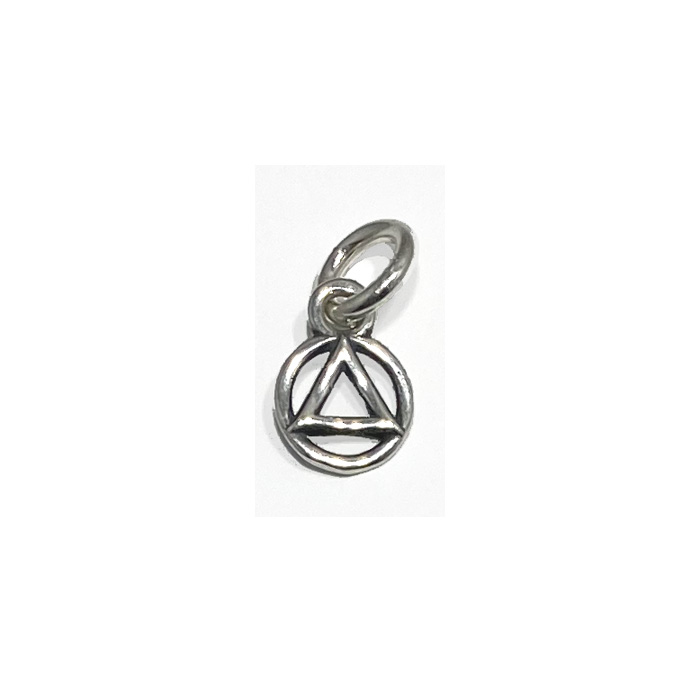 New! Small Smooth Symbol Pendant/Charm